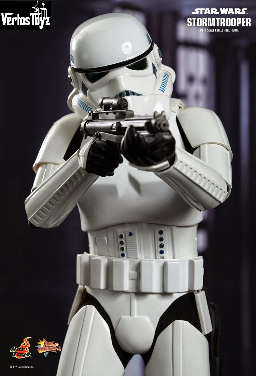 Pre Order Movie Masterpiece Series MMS267 - Star Wars Episode IV: A New Hope - Stormtrooper