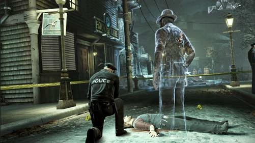 PC Games Murdered Soul Suspect
