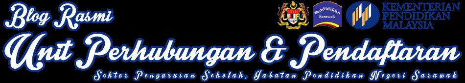Unit Perhubungan dan Pendaftaran, Jabatan Pendidikan Negeri Sarawak