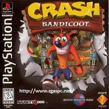 Free Download Game Crash Bandicoot I PSX ISO Full Version ZGAS-PC