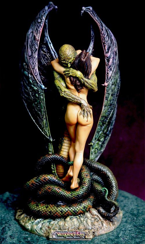 Lucifer became Lilith's fathering spirit just as God had become Adam's fathering spirit, and Lucifer's spirit could no more be separated from Lilith than could God's spirit be separated from Adam.