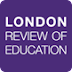 Fwd: SIG Music: New issue LONDON REVIEW OF EDUCATION 15(3), Nov 2017 - Music education in context, Assessment + Book reviews