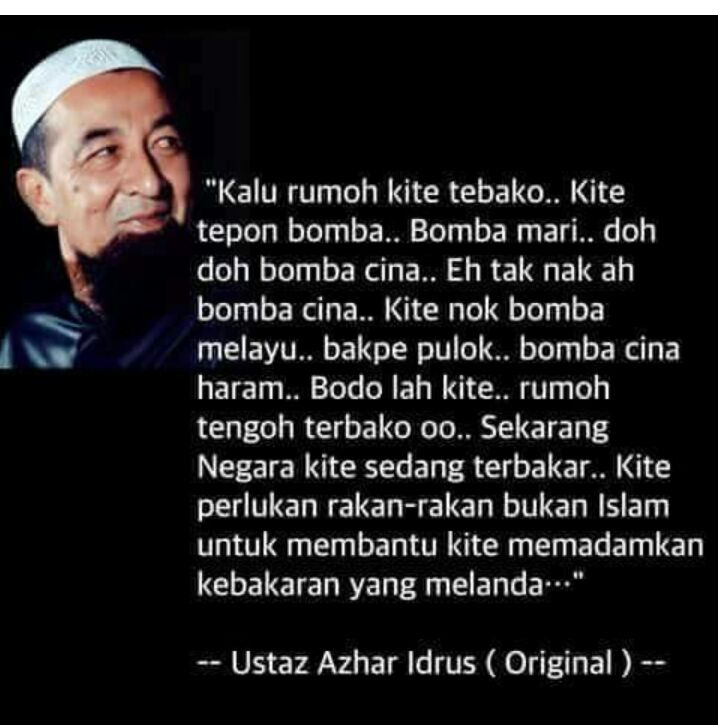""" Tahaluf Siasi "" dengan bukan Islam dibenarkan oleh syara'  !!"