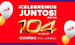 104 Aniversario