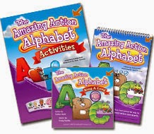Amazing Action Alphabet Package Deal