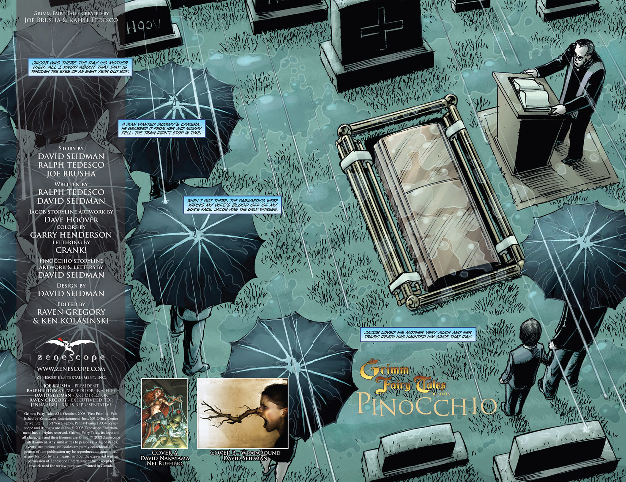 Grimm Fairy Tales (2005) Issue #31 #34 - English 2