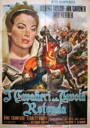 Cavalieri Templari Federiciani Knights Of The Round Table
