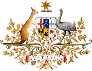 STATE and TERRITORY of AUSTRALIA