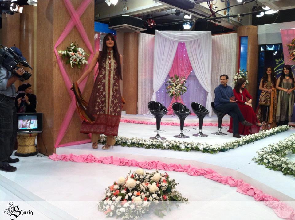 Nadia Hussain Pics 2013