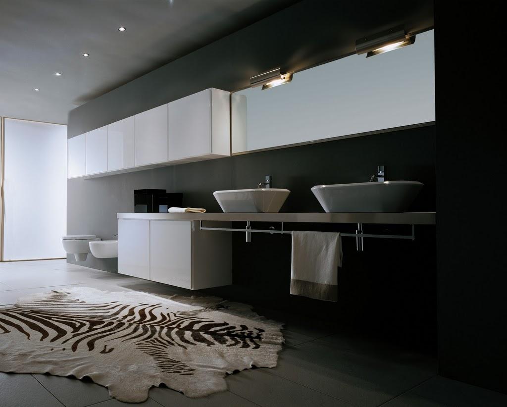 Muebles De Baño Karol: Interiores: Diseño de baños con estilo de Itaca, Karol y Bertocci