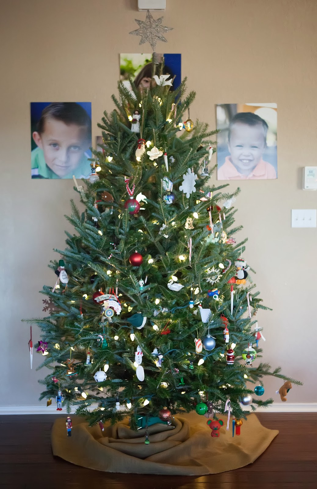 Christmas Decorating: Simple and Homemade | S.L. Smith Photography