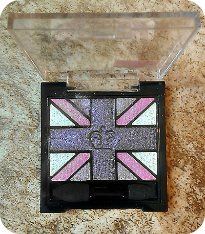 rimmel eyeshadow palette purple reign