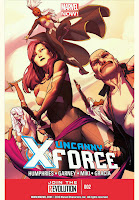 Uncanny X-Force #2 Cover