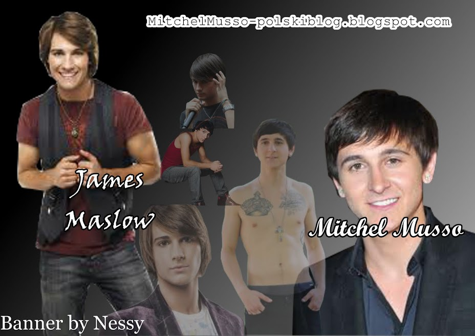 Mitchel Musso &amp; James Maslow Blog