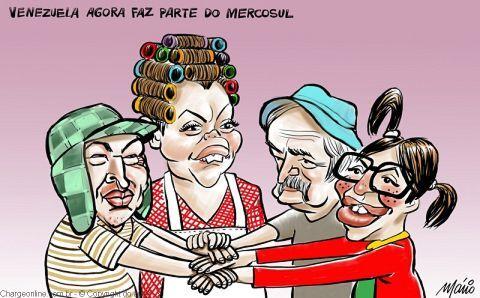 Mercosul é mais grupo ideológico que bloco comercial