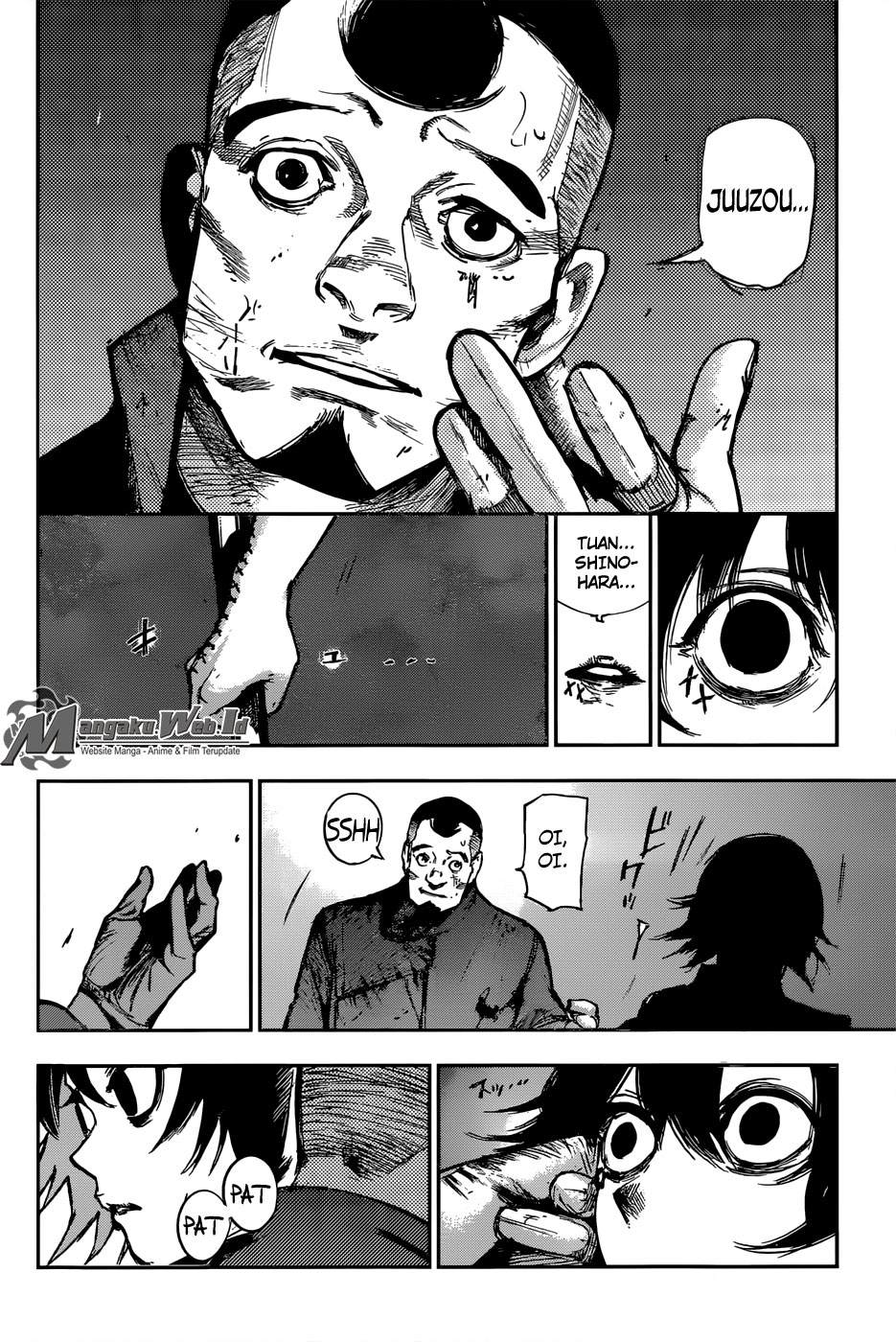 Tokyo Ghoul:re Chapter 110-4