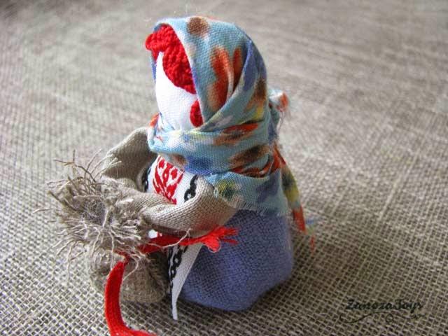 Кукла оберег успешница своими руками мастер класс