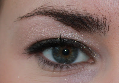 baked eye shadow laura mercier test avis essai blog
