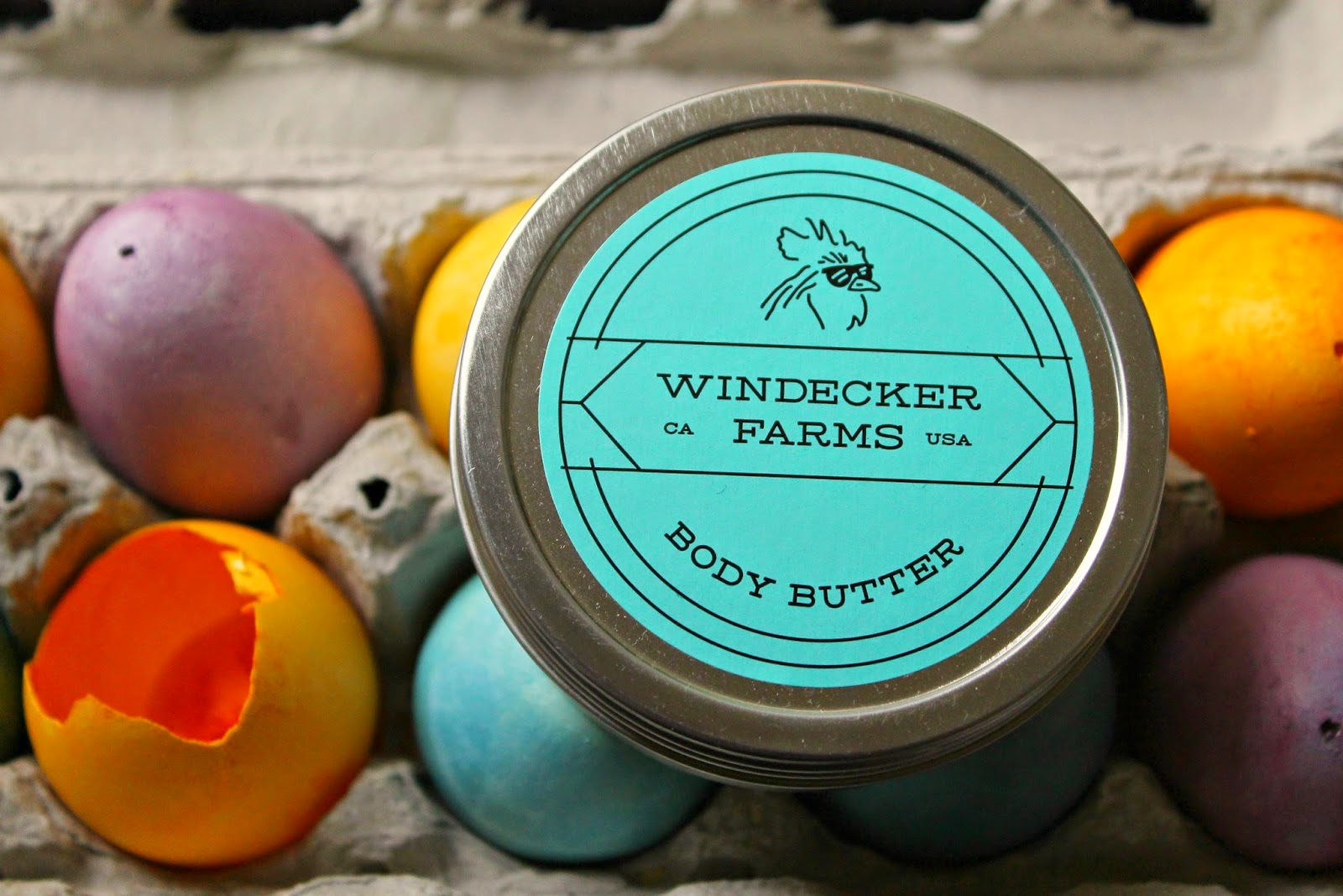 Windecker Farms Body Butter Giveaway