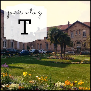 Paris A to Z: T is for Trousseau