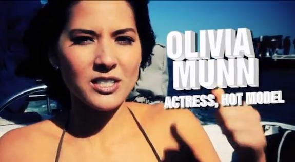 Pictures Fox Has Said During An Tattoo Megan Fox: Olivia Munn