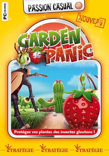 Free Download Garden Panic PC Game Full Version1