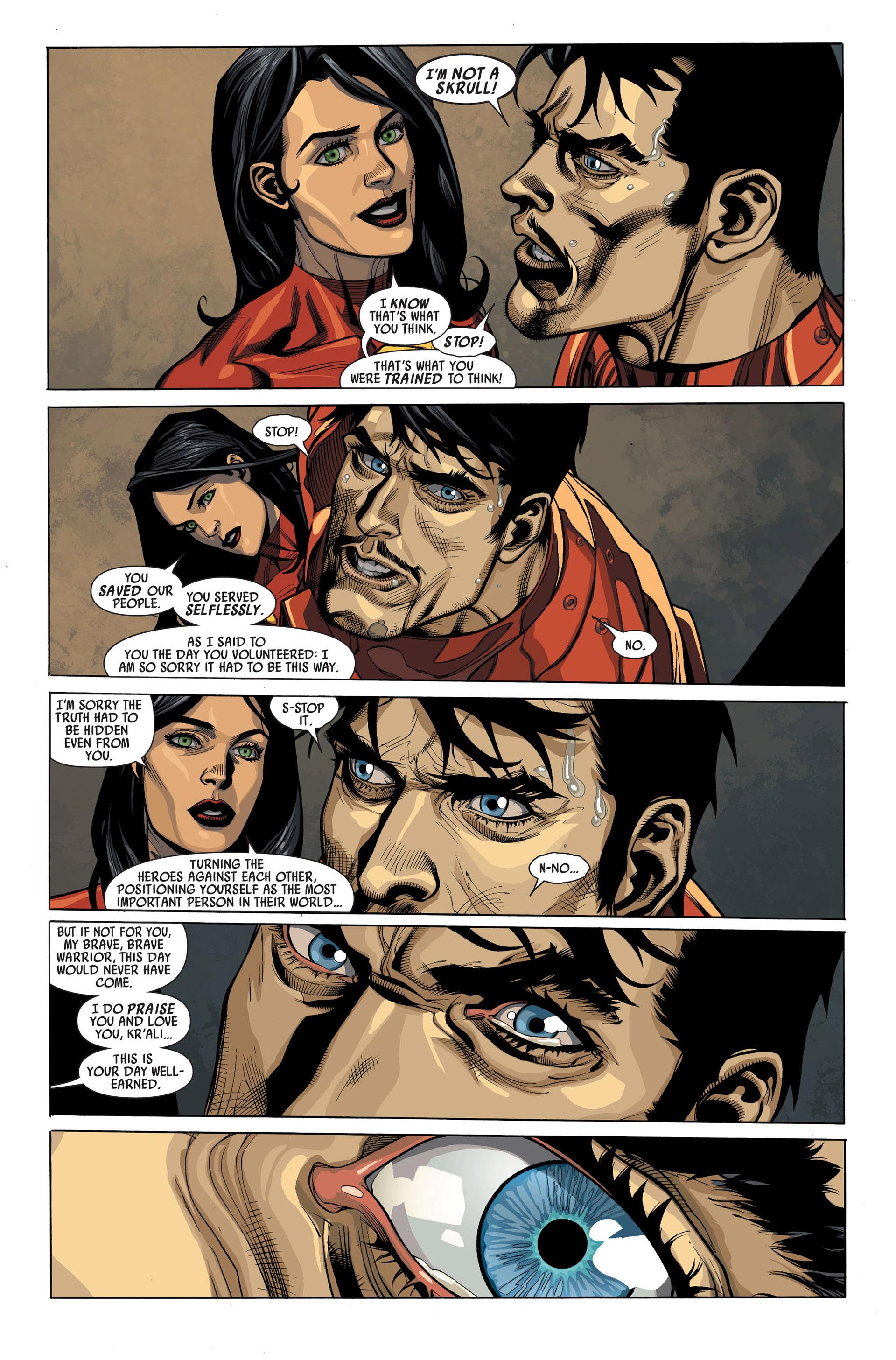 Read online Secret Invasion comic -  Issue #3 - 15