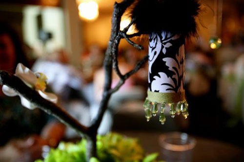 If you need ostrich feathers for a wedding centerpiece or Toilet paper roll centerpieces