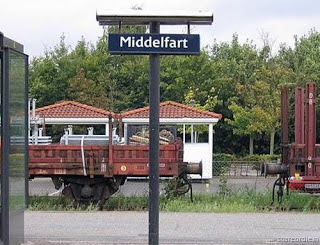 Middelfart, in central Denmark