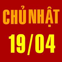 Tử vi 19/4/2015 Chủ nhật - 12 Thần Số hôm nay