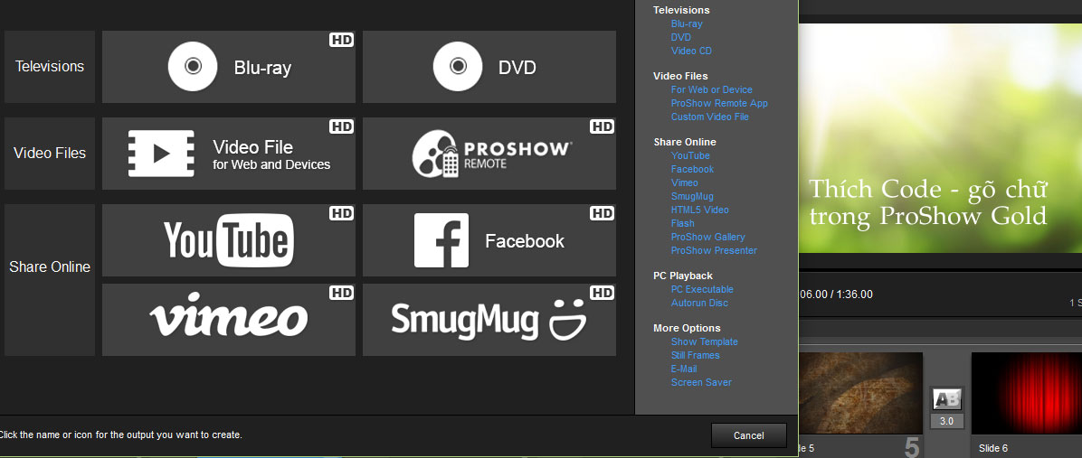 ProShow Producer (bản portable)
