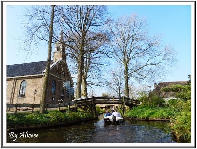 Giethoorn-venetia-olandei-biserica