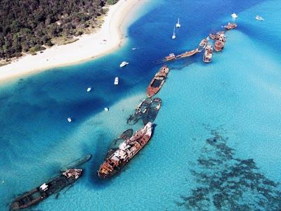 Ribuan Nyawa Melayang di Pulau Menyeramkan ini