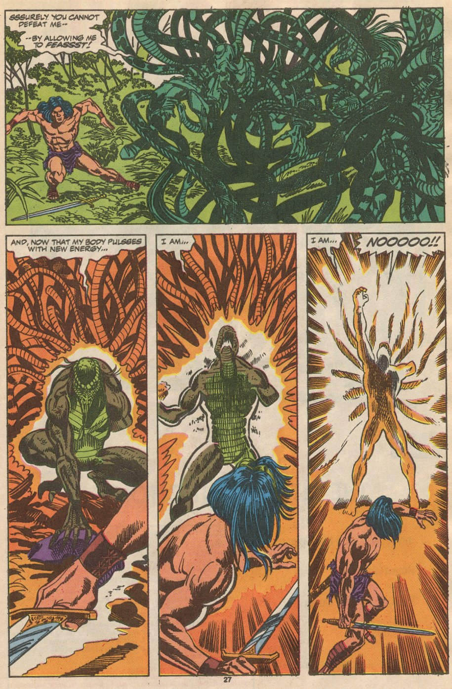 Conan the Barbarian (1970) Issue #237 #249 - English 21
