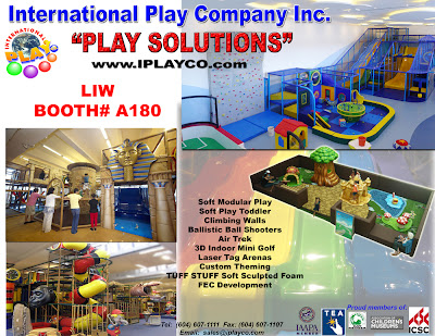 IAAPA, Iplayco, Indoor Play, Soft Toddler Play, Funworld, 2012, Brass Ring, infunity, Disney, PPA, play structures, design, manufacture, install