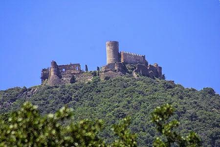 Castillo de Montclús