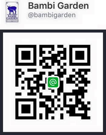 ADD Line @bambigarden