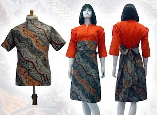 model batik solo 2013