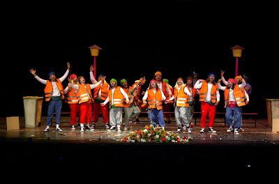 Carnaval 2011 - 'Los que lo meten colocao'