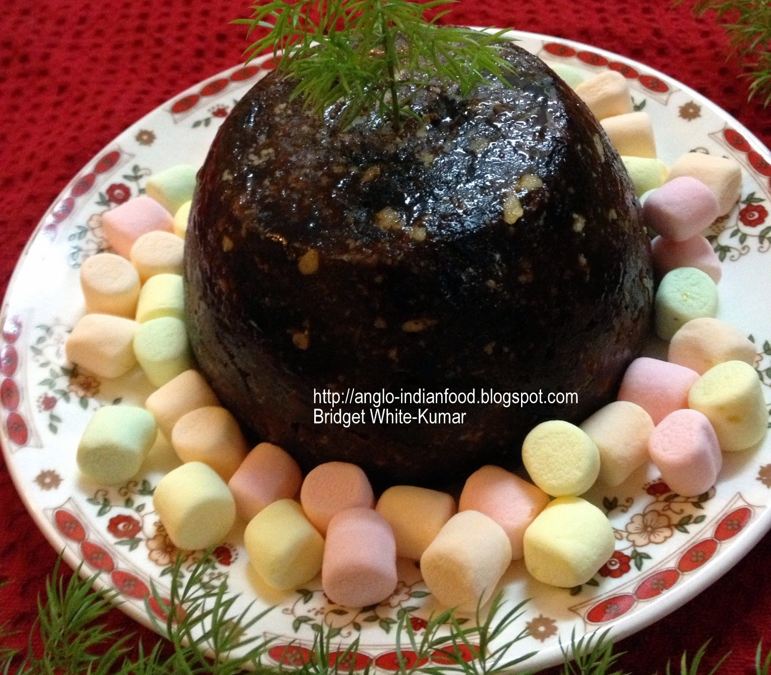 Anglo indian food by bridget white kumar make your christmas christmas pudding forumfinder Images