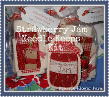 Strawberry Jam Needle Keeps Kit
