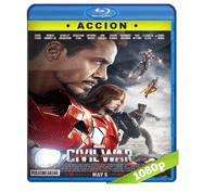 Captain America: Civil War (2016) IMAX BRRip 1080p Audio Dual Latino/Ingles 5.1
