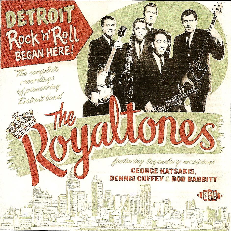 The Royaltones Poor Boy