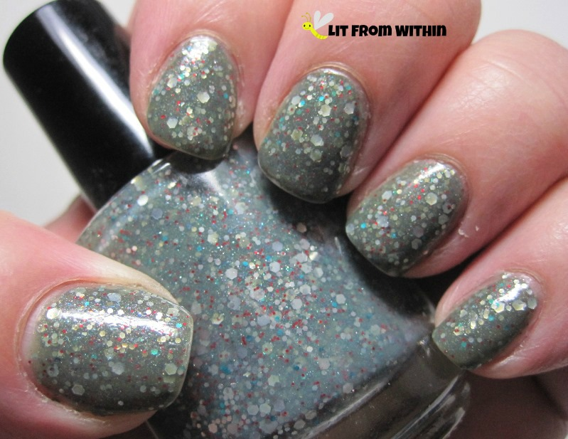 To The Edge Of Night from Fanchromatic Nails