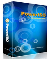 Free Download PowerISO 5.4 Final Version - New Update