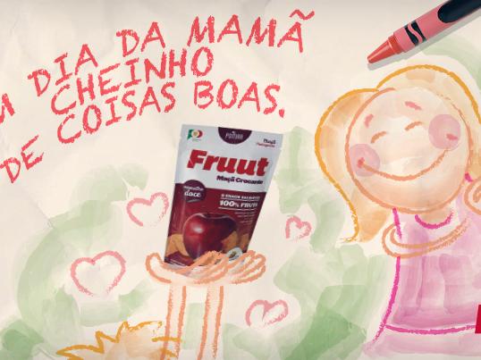 PASSATEMPO DIA DA MÃE com a FRUUT
