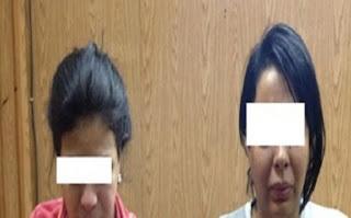 """تفاصيل سقوط الممثلة «حنين» وصديقتها مع 3 أثرياء خليجيين أثناء ممارسة """"الدعارة""""داخل شقتها في حدائق الأهرام"""