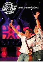 DVD Bruno e Marrone - Ao Vivo em Goiânia