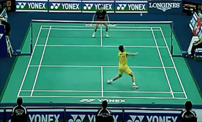 Peraturan Badminton/ Bulutangkis