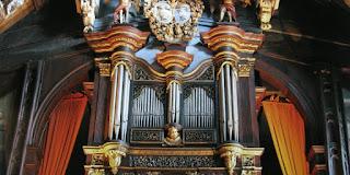 The Organ at Adlington Hall